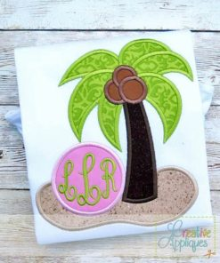 palm-tree-monogram-applique-design