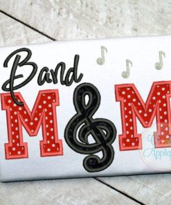 band-mom-clef-music-note-embroidery-applique-design
