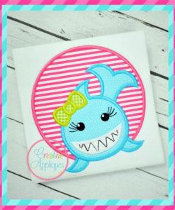 shark-girl-circle-embroidery-applique-design-creative-appliques