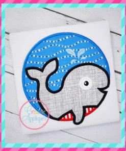 whale-circle-embroidery-applique-design-creative-appliques