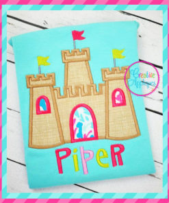 sand-castle-embroidery-applique-design